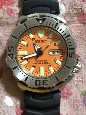 $ CDN471.87 • Buy Seiko Diver Seiko SKX781  Orange Monster  (7S26-0350) Diver Automatic Men's