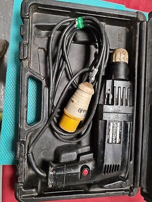 £49.99 • Buy Atlas Copco PHE 20 RL-N SITE 110v  SDS Hammer Drill And Carry Case