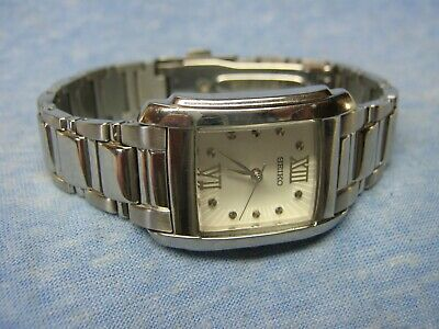 $ CDN9.64 • Buy Women's SEIKO Water Resistant Watch W/ New Battery