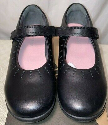 £24.99 • Buy Startrite Girls Mary Jane Black Leather School Shoes Various Sizes Rrp £40