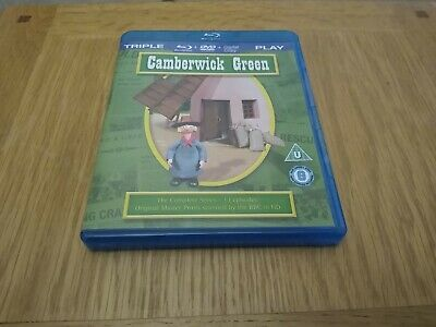 £16.99 • Buy Camberwick Green Full Series - Triple Play Blu Ray DVD - Very Good Condition