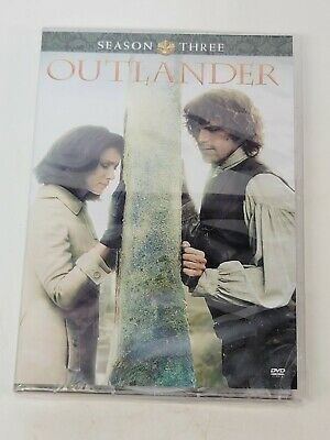 AU12.86 • Buy Outlander: Complete Season 3 (DVD) - New And Sealed