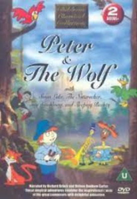 £5 • Buy Peter And The Wolf (DVD)
