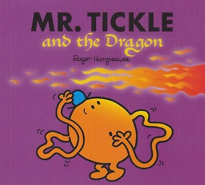 £2.99 • Buy Mr Men Mr Tickle And The Dragon *brand New* Free P&p Little Miss Magic