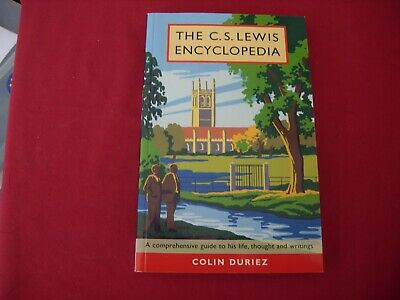 £8 • Buy The C.S.Lewis Encyclopedia Paperback Mint Condition