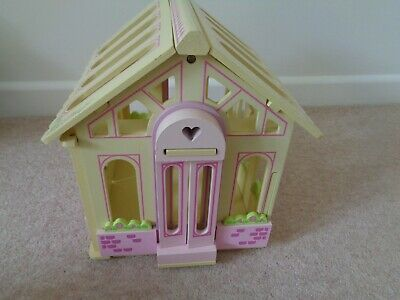 £25 • Buy Elc Dolls House Conservatory Wooden Add On Dolls House Rare
