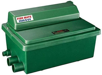 £88.44 • Buy Fish Mate Pond Filters 2500 GUV