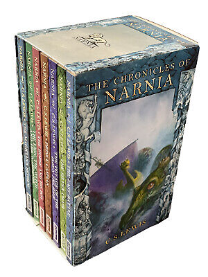 £5.99 • Buy Narnia Book Set, Paperback, C.S. Lewis Children's Fantasy Series (Chronicles)