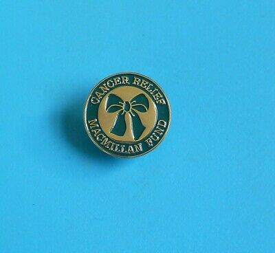 £4.99 • Buy Macmillan Cancer Relief Fund Stud Pin Badge Charity