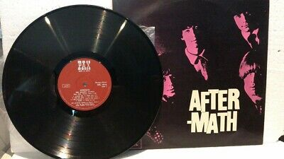 £4.99 • Buy The Rolling Stones Aftermath ISK. 1016 Tel Aviv Isreal Edition 1964 Very Rare
