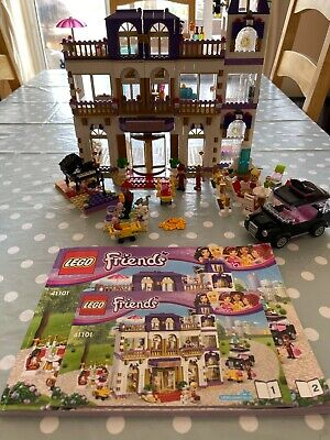 £58 • Buy LEGO: Friends 41101 Heartlake Grand Hotel With Instructions