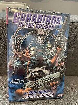 £45 • Buy Marvel Guardians Of The Galaxy Omnibus By Dan Abnett & Andy Lanning New & Sealed