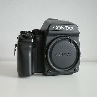 $ CDN2045.41 • Buy [EXCELLENT] CONTAX 645 + MF-1 Prism | Body | FILM TESTED | Medium Format T2 T3