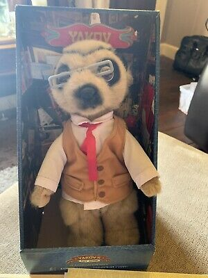 £1.99 • Buy Yakov Meerkat Toy With Certificate And Letter