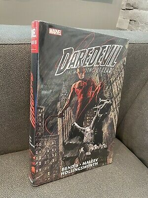 £45 • Buy Marvel Daredevil The Man Without Fear Omnibus Vol 1 Bendis/Maleev New & Sealed