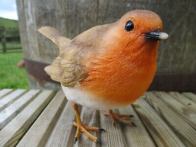£2.20 • Buy Robin Garden Ornament - Robin Bird Garden Ornament - New