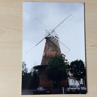 £0.99 • Buy Photograph Rayleigh Windmill Essex 1995