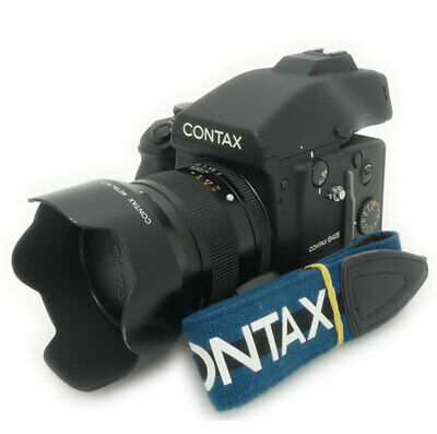 $ CDN5747.27 • Buy Contax 645 80mm F2 120/ 220 Film Back