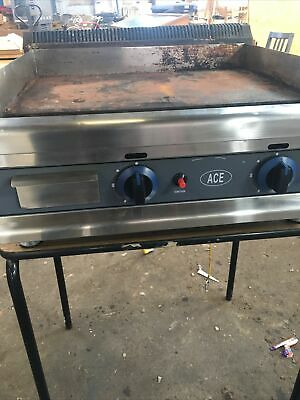 £350 • Buy Ace  Commercial Gas Griddle AGG60