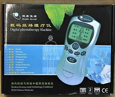 £9.99 • Buy Digital Physiotherapy Machine