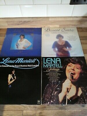 £2.50 • Buy The Lena Martell Collection Vinyl LP Beautiful Sunday Feelings Concert At Royal