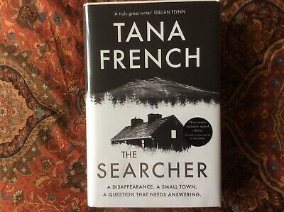 "£19.99 • Buy ""The Searcher"" By Tana French- Waterstones Exclusive Signed Edition. Hardback."