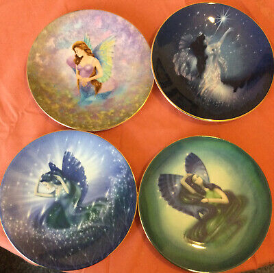 £7 • Buy Compton And Woodhouse Plates FAIRIES.  Set Of 4