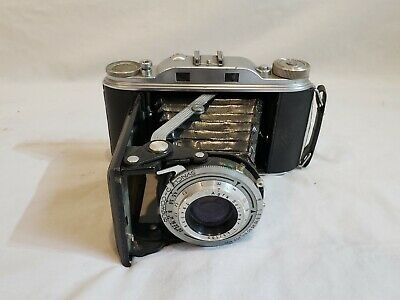 $ CDN60.49 • Buy Vintage AGFA RECORD III 35mm CAMERA W/ Synchro Compur Lens Made In Germany