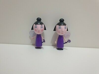 £4.15 • Buy Ben And Holly Little Kingdom Nanny Plum Figures