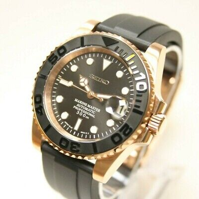 £220 • Buy Submariner Divers Watch (Sll) Movement Rose Gold Yacht Master *Sapphire *Ceramic