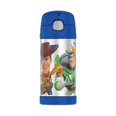 AU21.95 • Buy THERMOS FUNTAINER® WATER BOTTLE 355ML Toy Story 4