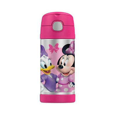 AU21.95 • Buy THERMOS FUNTAINER® WATER BOTTLE 355ML Minnie Mouse