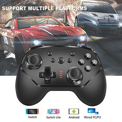 $15.66 • Buy Pro Wireless Game Controller Gamepad Joystick Remote For Nintendo Switch / Lite