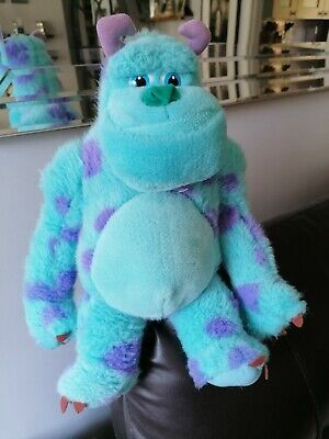 £5.99 • Buy Disney Sully Monsters Inc Plush Toy 15