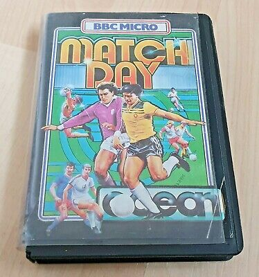 £4.99 • Buy Match Day (Ocean) BBC Micro Cassette Clam Shell Working Complete