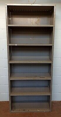 £79.99 • Buy Steel Shelving Unit Tall Commercial Quality