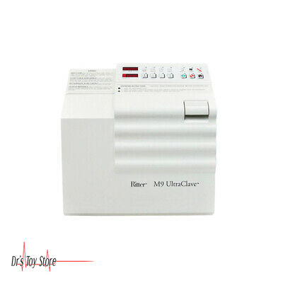 $4800 • Buy Midmark Ritter Ultraclave M9 Autoclave Sterilizer