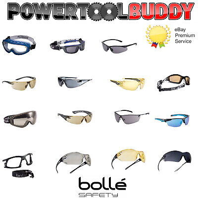 £7.10 • Buy BOLLE SUNGLASSES Safety Cycling Skiing Glasses & Goggles Multi Listing