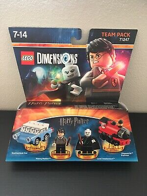 AU39.99 • Buy Lego Dimensions 71247 Harry Potter Team Pack Brand New Sealed