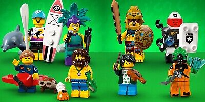 £6.40 • Buy Lego Minifigures Series 21 - 71029 - Brand New Sent In Gift Bag - Great Price
