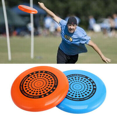 £8.36 • Buy Professional Ultimate Flying Disc Frisbee 175g Children Adult Outdoor Game Play
