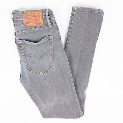 £22.43 • Buy Levis 519 Extreme Skinny Mens Jeans Grey Wash Size 29x30