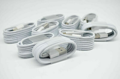 AU8.59 • Buy 5 X Generic USB Data Charger Cable Cord For Apple IPhone 5 6 S 7 8 9 10 X 11 12