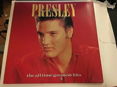 £15 • Buy Elvis Presley – The All Time Greatest Hits- 1987 FIRST PRESS- VG
