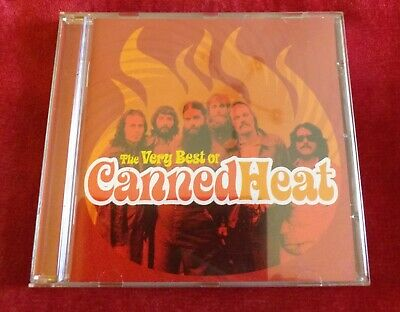 £3.99 • Buy  CANNED HEAT - The Very Best Of,  2005 Capitol Records CD Album A10.