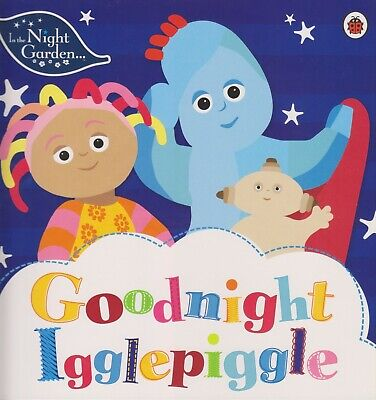 £3.99 • Buy Goodnight Igglepiggle *brand New* Free P&p In The Night Garden Paperback Book