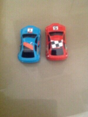 £9.99 • Buy Micro Scalextric Focus Rally Car X2 Running Well