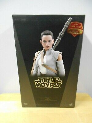 $ CDN379.99 • Buy Hot Toys Exclusive Star Wars Mms377 Rey Resistance 1/6 Scale Collectible Figure