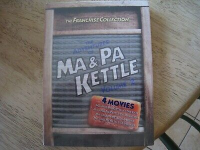 $7.99 • Buy The Adventures Of Ma And Pa Kettle - Volume 2 - DVD. NEW. Free Shipping
