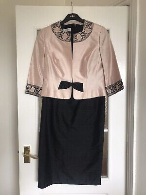 £25 • Buy Womens Dress And Jacket Size 14